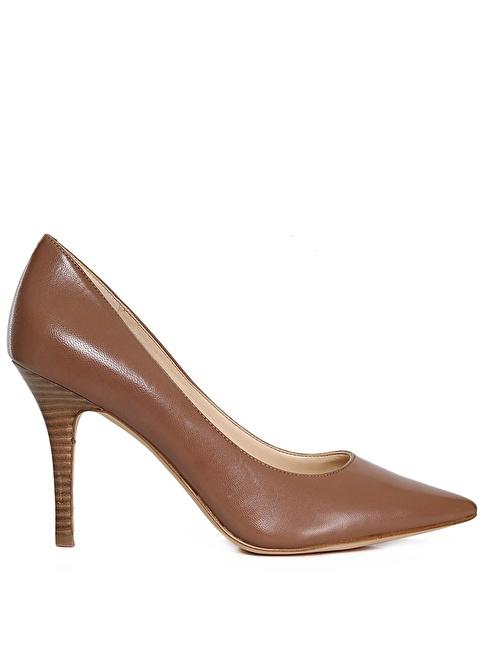 Nine West %100 Deri Klasik Ayakkabı Kahve